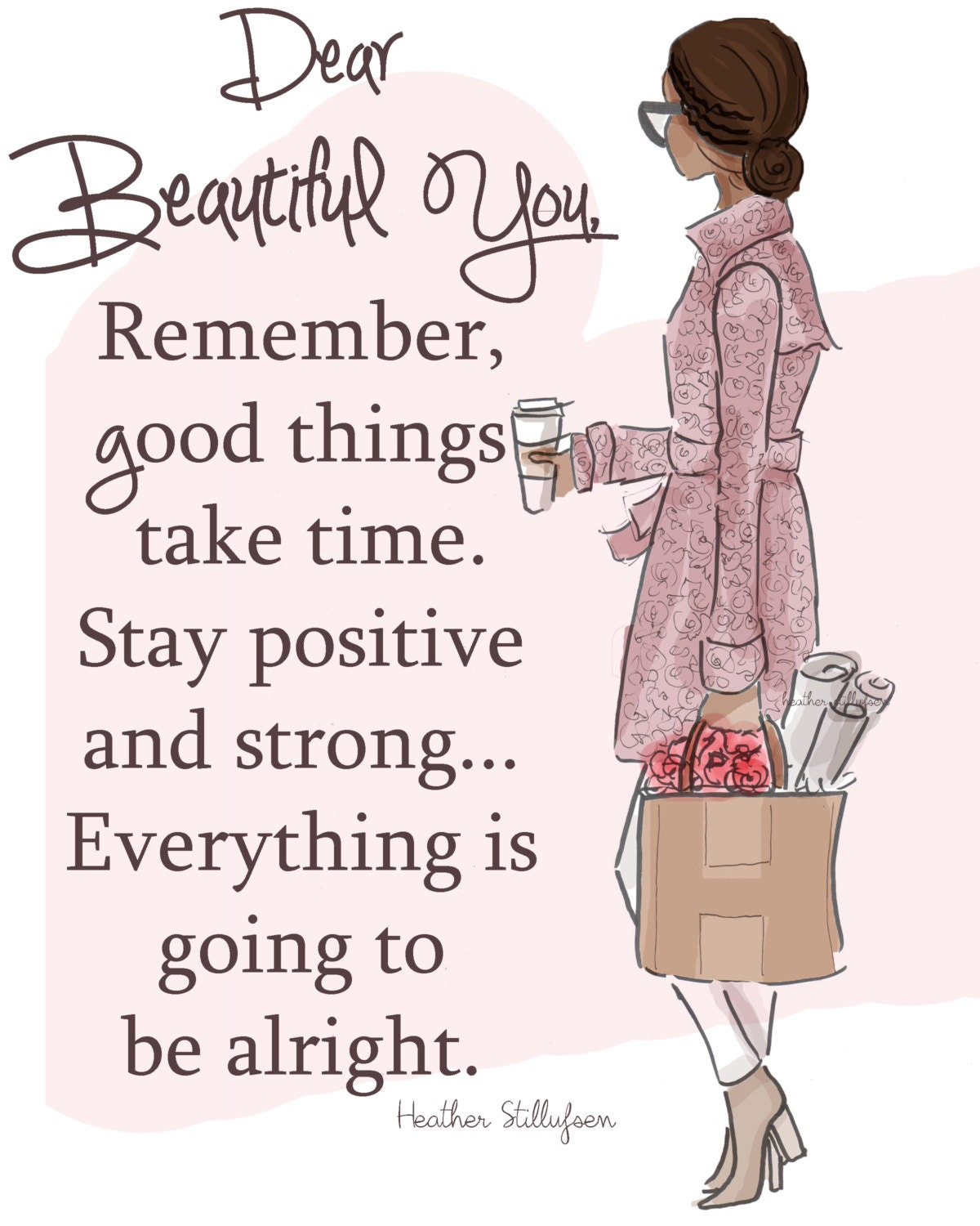 Positive Quotes For Women Inspirational Art For Women Quotes For Women Stay