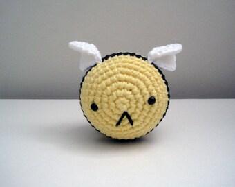 Big Bee-Amigurumi Bee