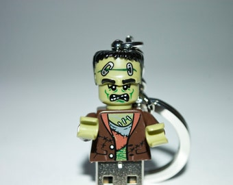 128GB The Monster USB Flash Drive with Key Chain