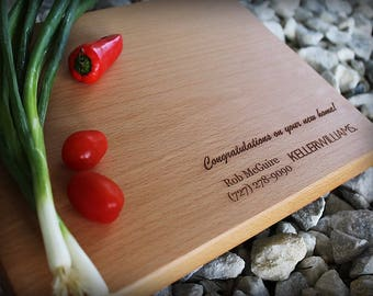 Custom Cutting Board, Engraved Cutting Board, Personalized Cutting Board, Wedding Gift, Housewarming Gift, Anniversary Gift, Christmas Gift