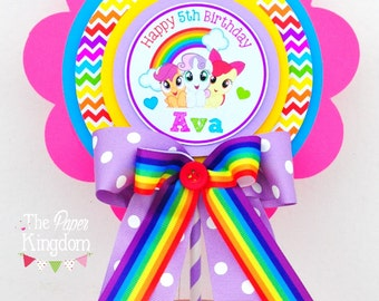 My Little Pony  Centerpiece, My Little Pony Birthday Party, Deluxe Party Centerpiece