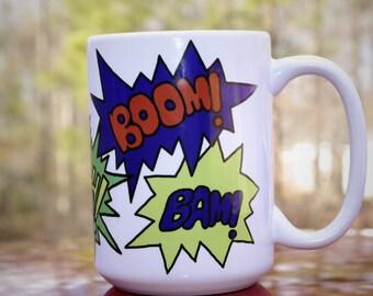 Kick Ass Coffee Mug