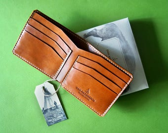 Bifold wallet for euro