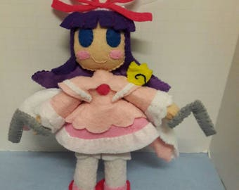 White Feli from Puyo Puyo (Puyo Pop)