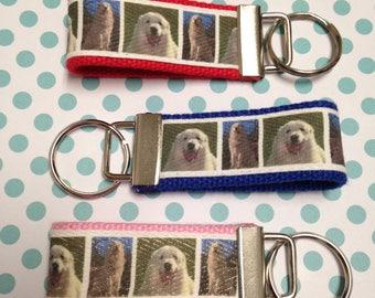 Pyranise Dog Keychain Fob