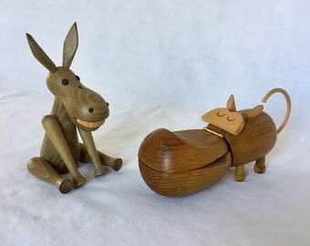 Zooline Donkey and Hippo