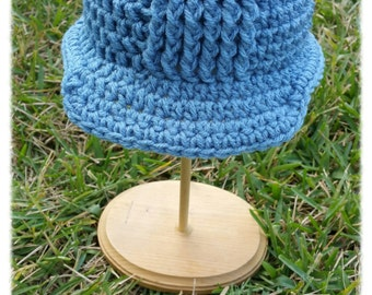 """Construction Hard Hat for Baby Boys - """"Woodsmen"""" - Photography Prop"""