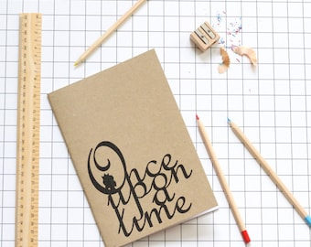 Fairy Tale Note books / Chidren's Notebook / Stationery