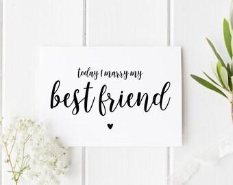 marry my best friend etsy