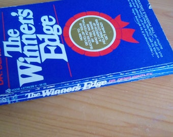 The Winner's Edge classic self-help motivational book