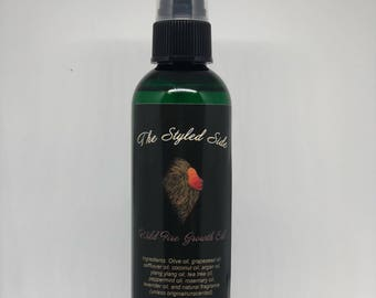 Wild Fire Growth Oil