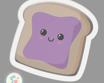 Bread Slice Cookie Cutter