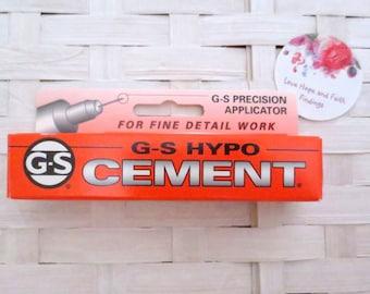 G-S HYPO CEMENT (colla di precisione) (9 ml)