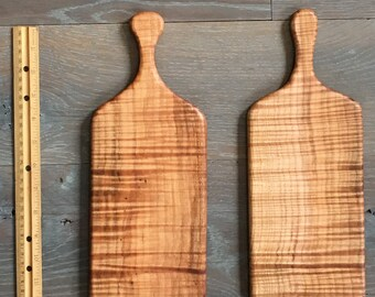 One of a Kind Pair  Cheese/Bread Boards 2018-11/12