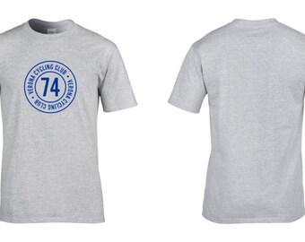 Verona cycling club tshirt, Cycling tshirt, Mens tshirt.