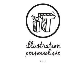 Custom illustration. Custom illustration. Illustration from photo. Custom illustration. Custom design