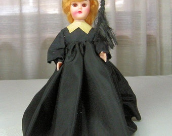Vintage Sleepy Eye Doll with Graduation Costume