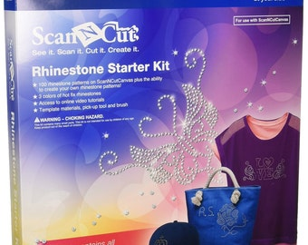 Brother ScanNCut CARSKIT1 Rhinestone Starter Kit