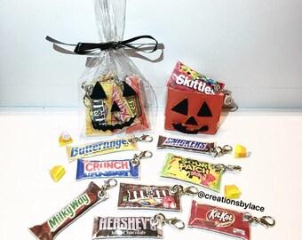 Handmade Mini Candy Charms!