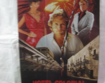 Hotel Colonial 1987 Movie Poster mp144