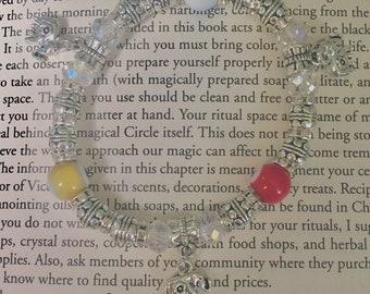 EVIL EYE multicolored bracelet