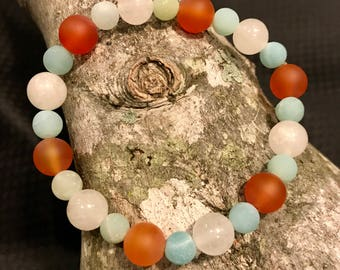 Fire and Ice Bracelet