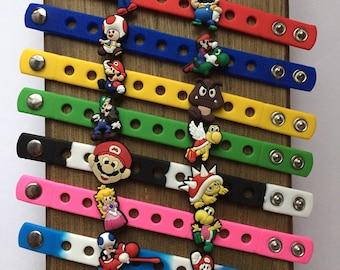 Mario Charm Bracelets PARTY FAVORS