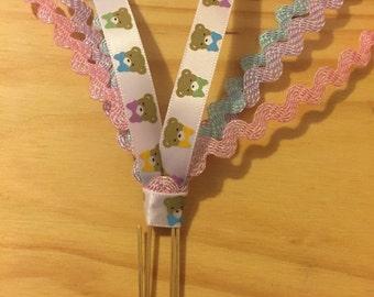 Ribbon Paperclips