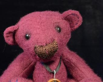 Artist Teddy Bear | OOAK | Bernard