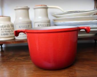 "Le Creuset ""MAMA"": Fondue Pot"