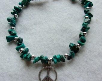 Turquoise vrede armband