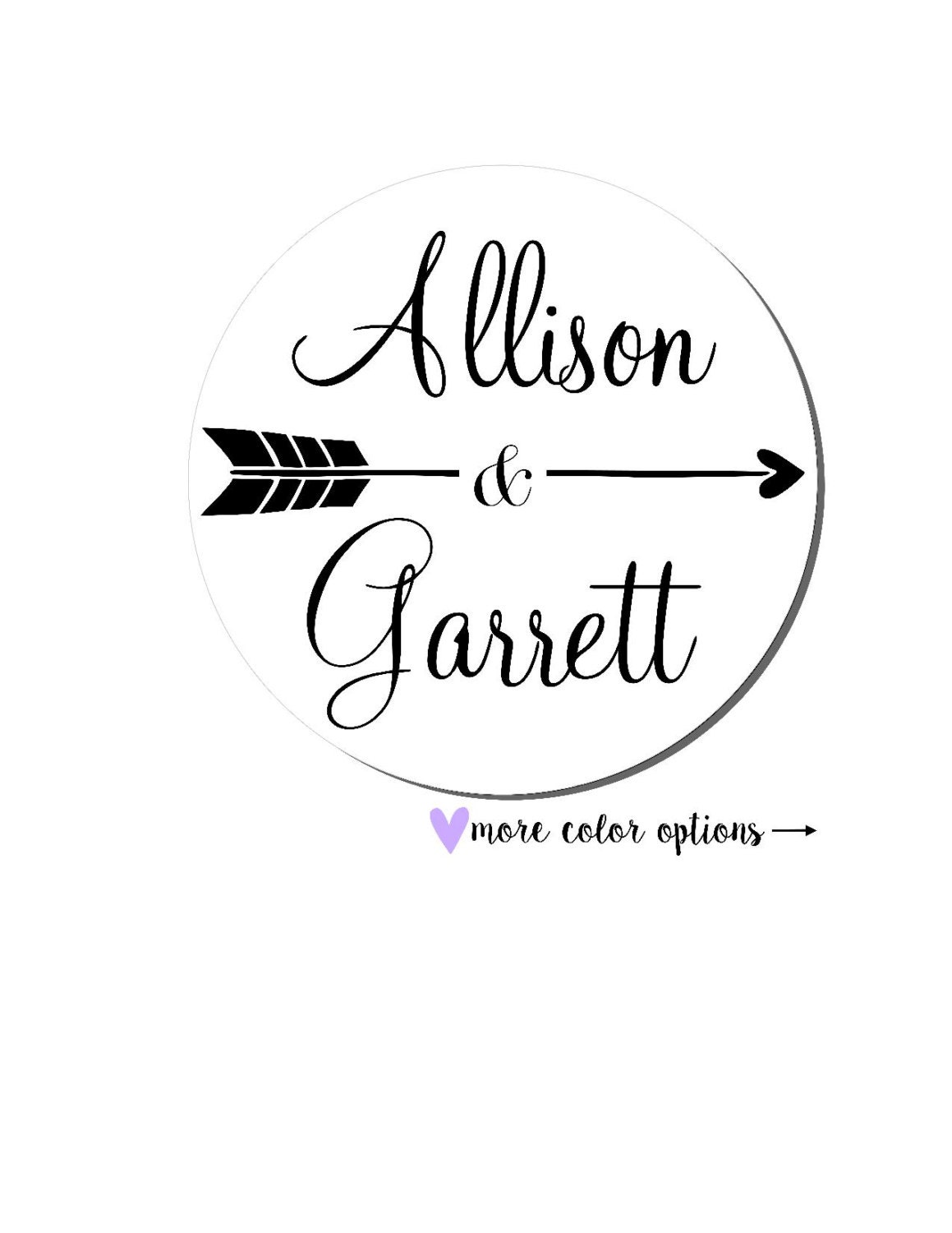 Wedding Invitation Stickers- Wedding Favor Stickers Personalized ...