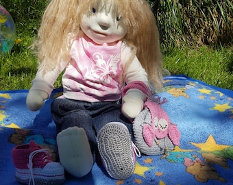 Doll on the Waldorf