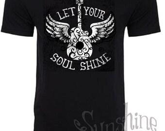SOUL SHINE  - Black