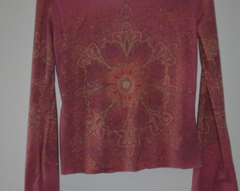 SALE! Sweater hippie/boho vintage Small