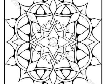 Coloring Page (Dollywally)