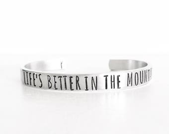 Life's Better In The Mountains, Mountain Jewelry, Mountain Girl, Mountain Love, British Columbia