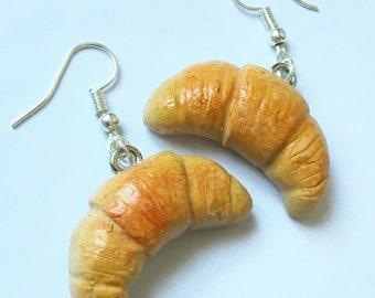 Gourmet Crescent earrings