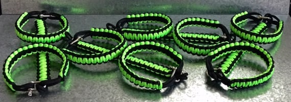 4 Jeep Cobra Paracord Grab Handles