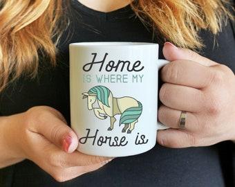 Horse Owner Mug | Horse Mug | Horse Lover Gift | Horse Coffee Mug | Equestrian Mug | Horse Tea Cup | Horse Cup | Gift for Horse Lover