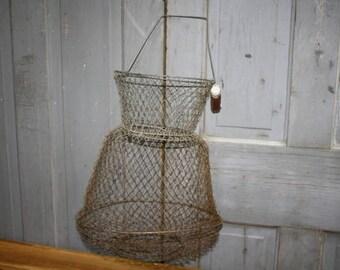 Fishing Basket - item #2540