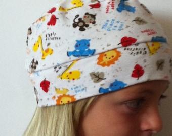 100% Cotton Child Zoo Hat
