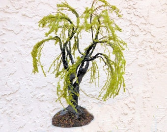 NEW  Early Spring Weeping Willow Tree