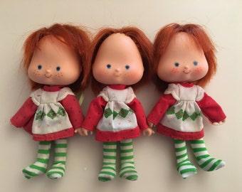 Choose One: Strawberry Shortcake Vintage Doll 1979 American Greetings
