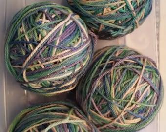 "YARN LOVE ""Anne Shirley Worsted Weight Wool Yarn"