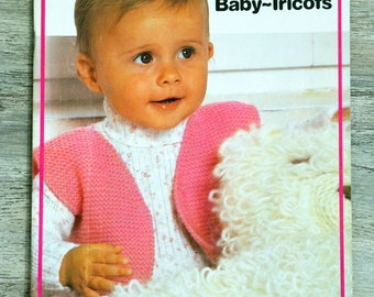 Magazine 3 Suisses Baby knit (Vintage)