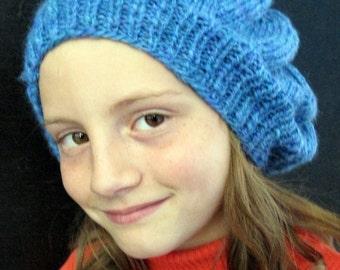Knitting Pattern for Ellen's French Hat