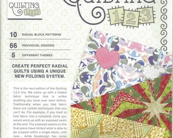 Anita Goodesign, Special Edition, Radial Quilting 1 - 2 - 3 - Embroidery Designs