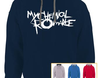 My Chemical Romance  Hoodie Twin Contrast Hoody - 6 Colours