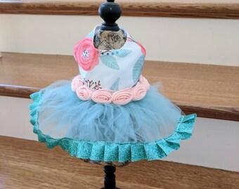 Size XXS gorgeous pet gown